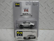 ERA CAR 50th Anniversary Edition Super Silver Nissan GT-R  1 of 1200 Made