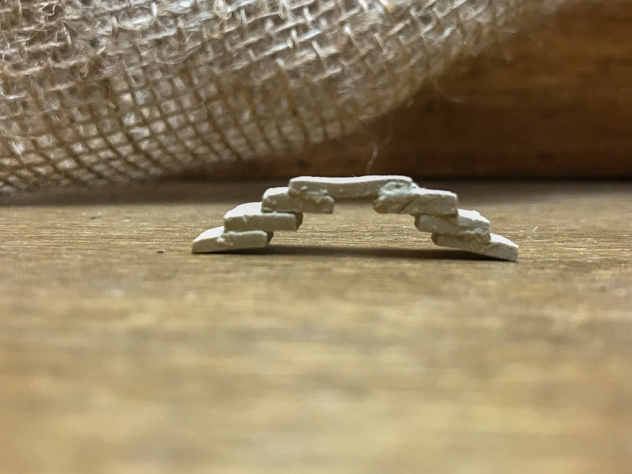 Tiny Bridges or Stairs Figurines
