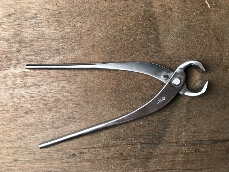 Japanese steel bonsai knob cutters