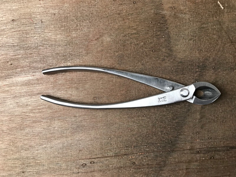 Japanese steel bonsai concave branch cutters