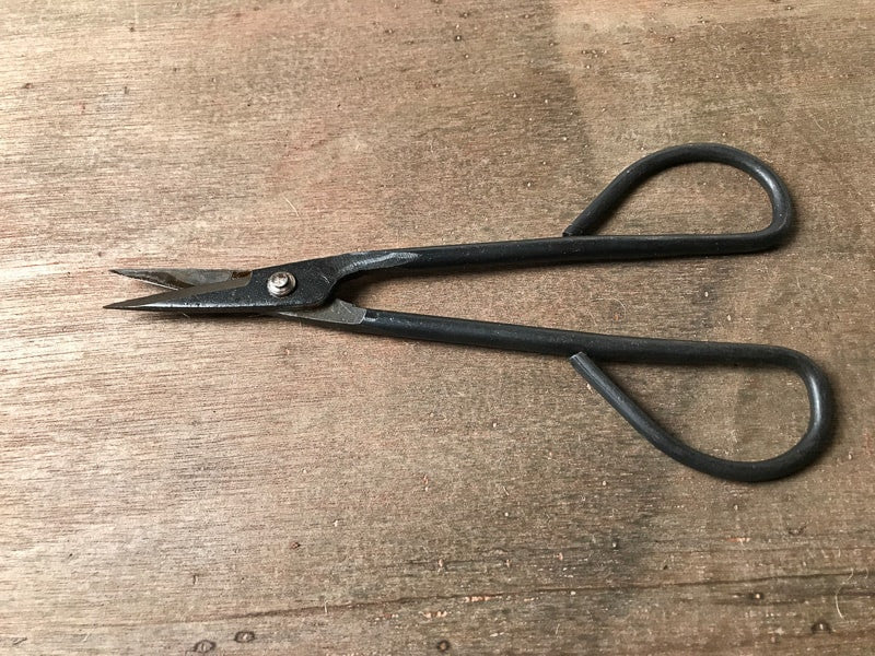 Bonsai Trimming Shears – Long Handle