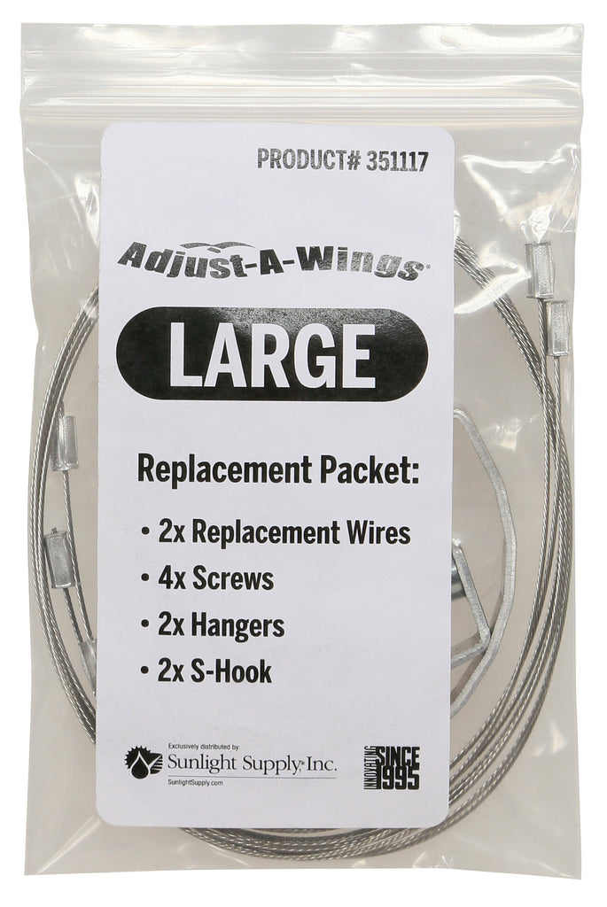Adjust-A-Wings Hardware Packs Large