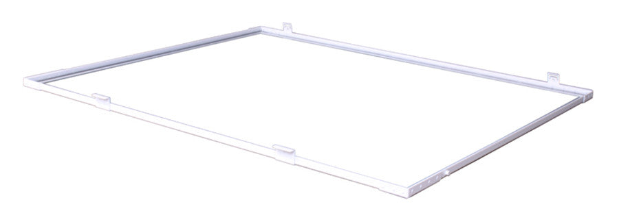 Reflector Replacement Glass Frame Assembly's-Dominator 8 in & Magnum XXXL 8 in Gen 2 Replacement Glass Frame Assembly