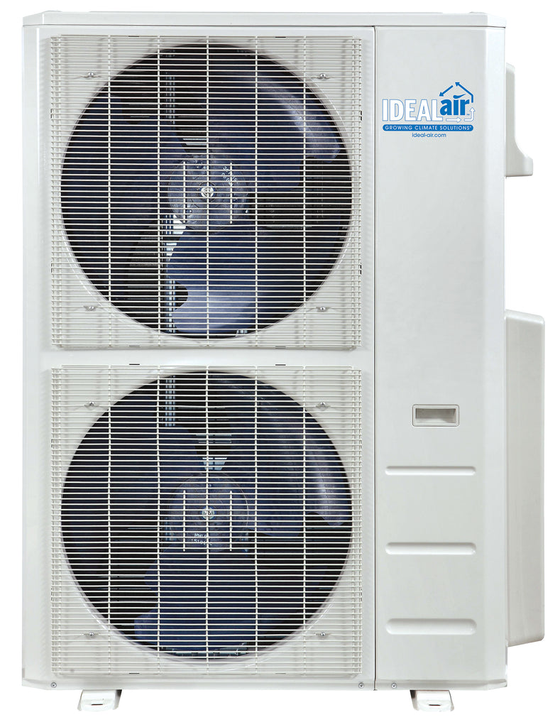 Ideal-Air™ Pro-Dual™ 48,000 BTU 21.5 SEER Multi-Zone Heating & Cooling Outdoor Unit