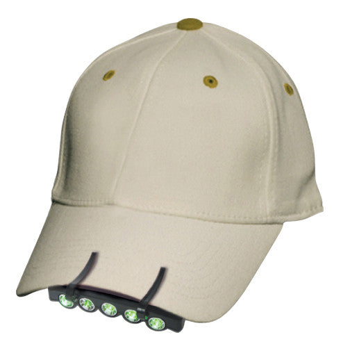 Grower's Edge® Green Eye® LED Cap Light