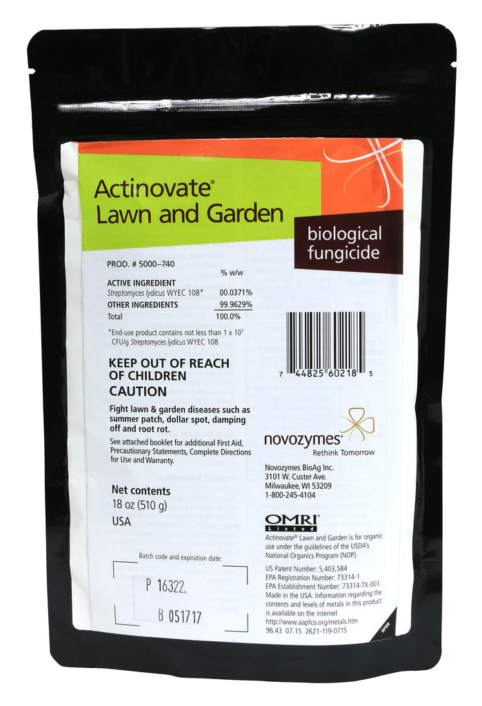Actinovate® L & G Fungicide