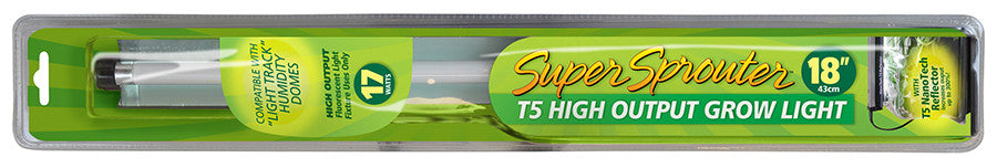 Super Sprouter® T5 High Output Grow Light Fixture
