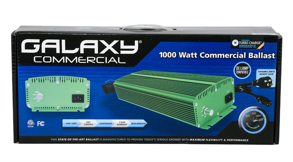 Galaxy® Commercial Electronic Ballast - 208-240 Volt
