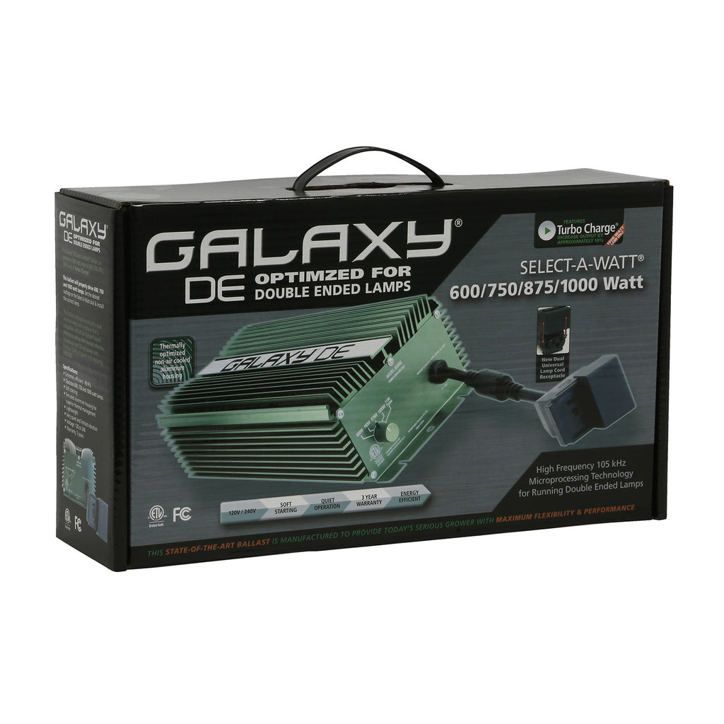 Galaxy® DE Electronic Ballas-Galaxy DE Select-A-Watt - 120 - 240 Volt
