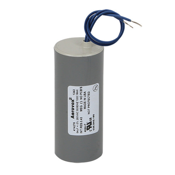 Replacement Capacitors HPS 600 - 64 MFD 280 Volt (Single/Dry)