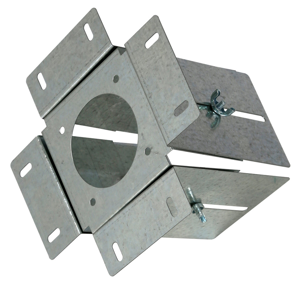 Parabolic Reflector-Adjust A Socket Mounting Bracket Replacement