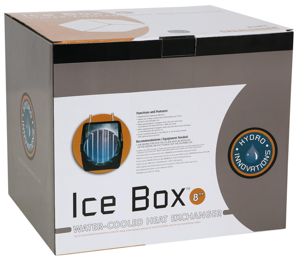 Hydro Innovations Ice Box 8 in