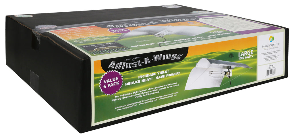 Adjust-A-Wings Avenger Large Reflector w/ Cord 6/Pack (84/Plt)