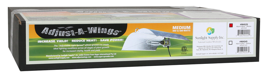 Adjust-A-Wings Avenger Medium Reflector w/ Cord (72/Plt)