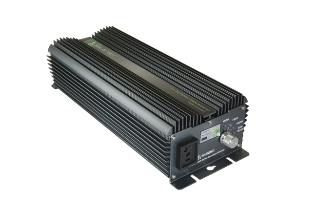 SolisTek 1000/750/600W SE/DE Digital Ballast 240V ONLY