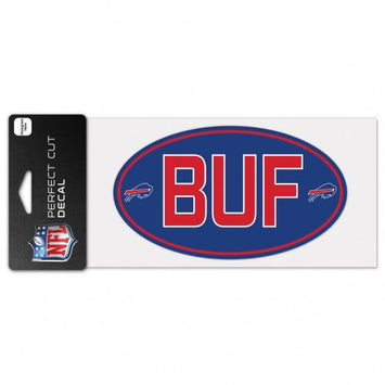 BUFFALO BILLS DECAL 4