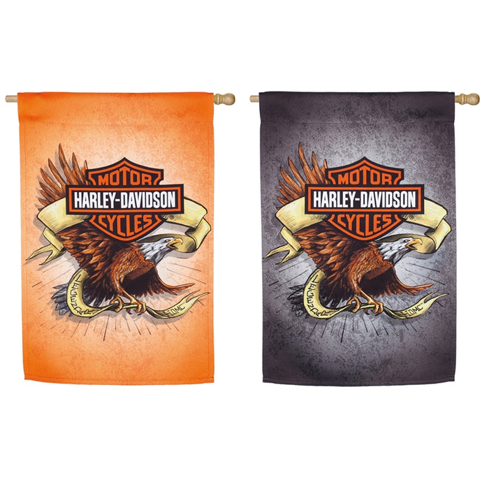 Harley Davidson Double Sided Banner