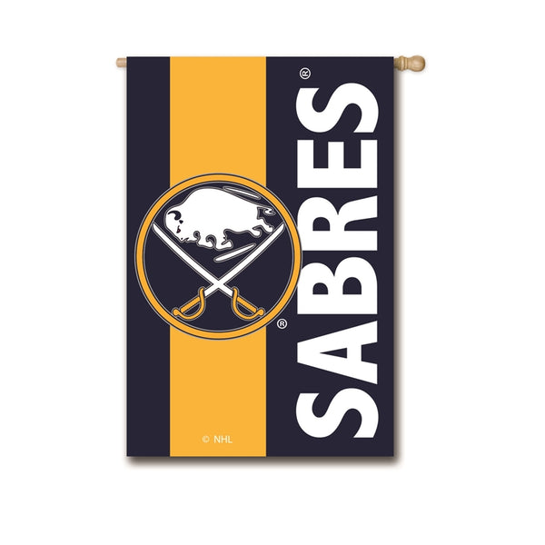 Buffalo Sabres Applique Banner
