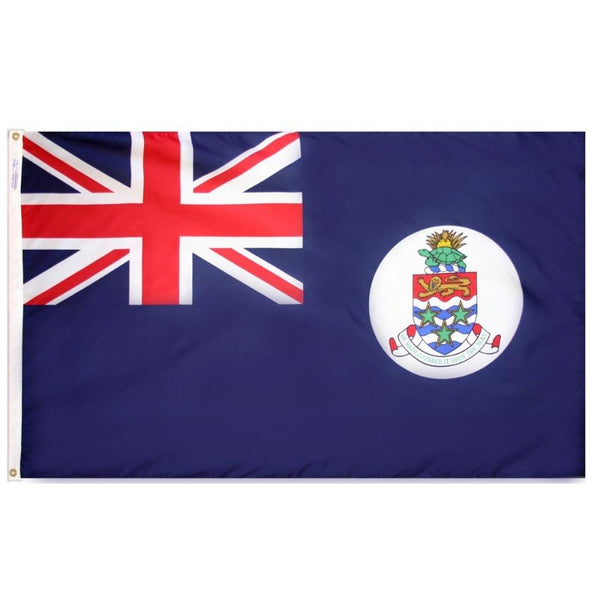 Cayman Islands Nylon Flag