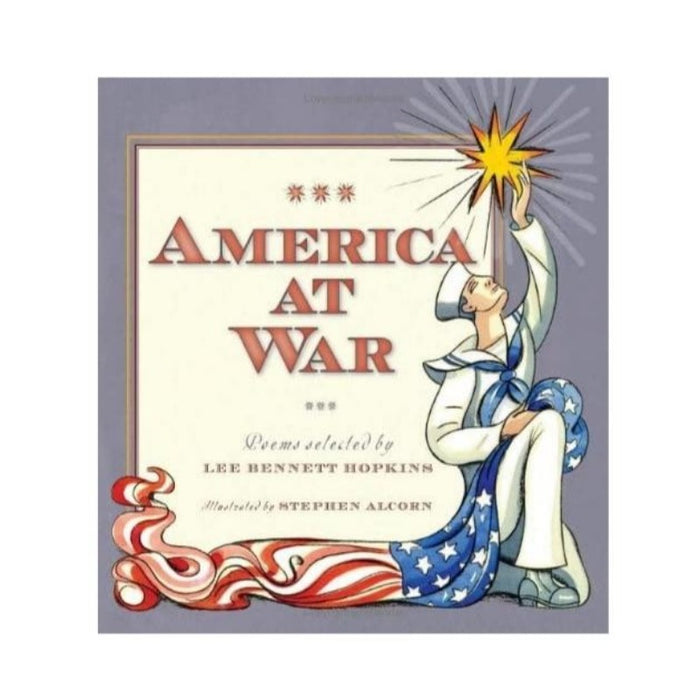 AMERICA AT WAR: POETRY