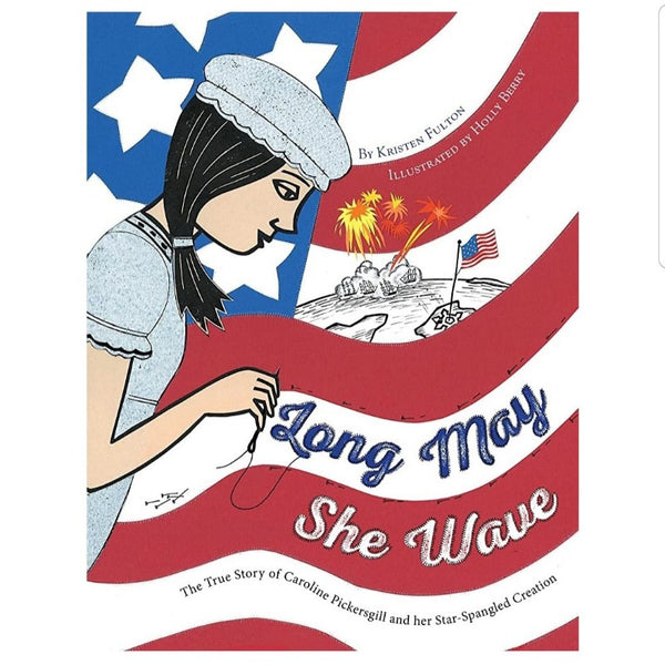 LONG MAY SHE WAVE BOOK