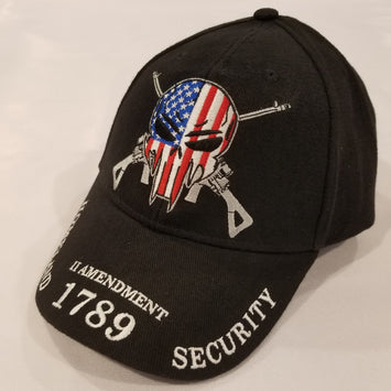Second amendment sniper hat