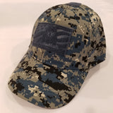 Brushed Twill Tactical Ops Hat (Color Options Available)