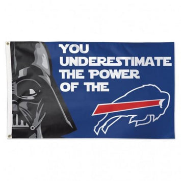 3'x5' BUFFALO BILLS DISNEY STAR WARS FLAG