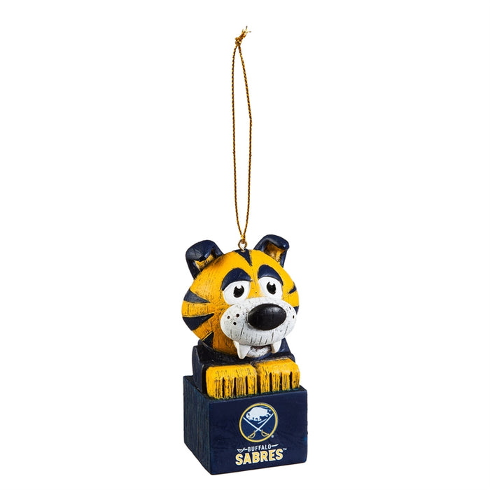 Buffalo Sabres Mascot Ornament