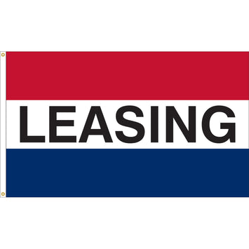 3'x5' Leasing Nylon Flag