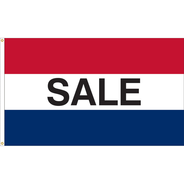 3'x5' Sale Nylon Flag (Various Color Options)