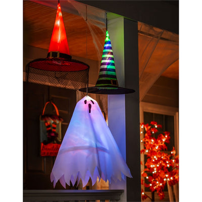 3D GHOST CHASING LIGHT HANGING DECOR