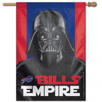 Buffalo Bills Darth Vader Banner