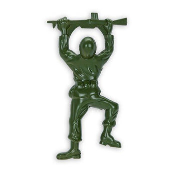 Green Soldier Bottle Opener