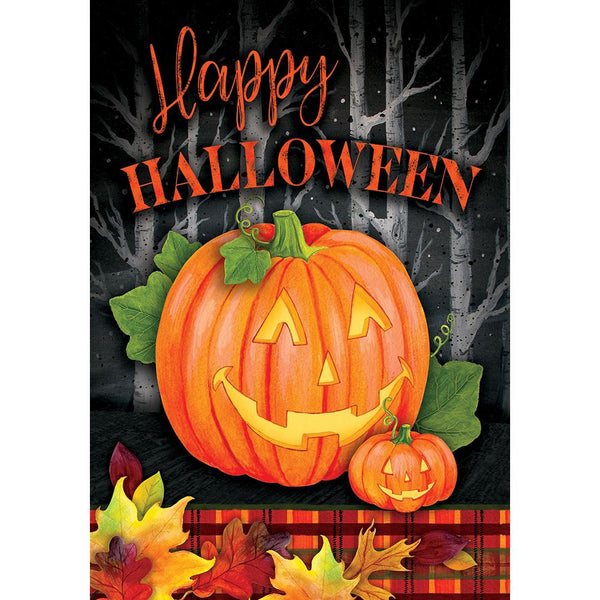HALLOWEEN JACK DECORATIVE FLAGS
