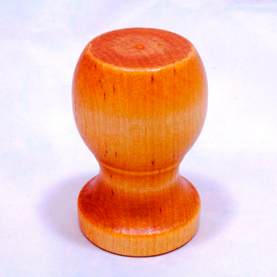 "1"" Wood Ball Not Threaded"