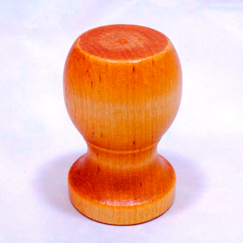 1 INCH WOOD BALL NOT THREADED