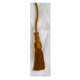 3 IN GOLD CORD AND TASSEL