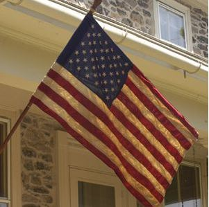 2-1/2X4 FT HERITAGE 50 STAR US FLAG