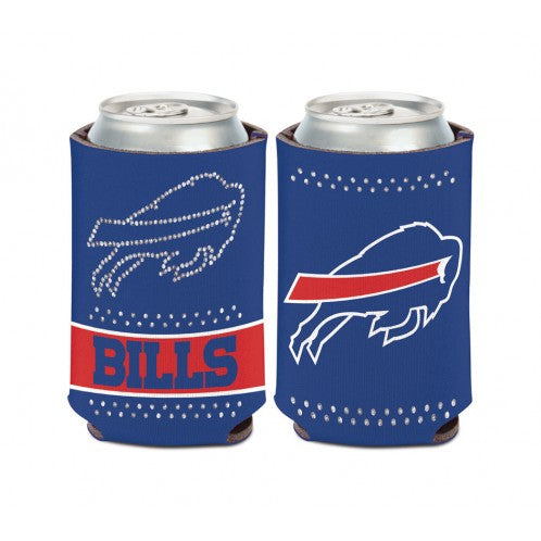 BUFFALO BILLS BLING CAN COOLER