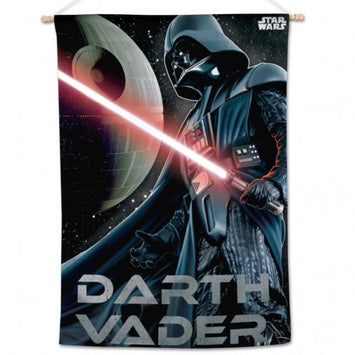DISNEY STAR WARS VADER ORIGINAL TRILOGY BANNER FLAG