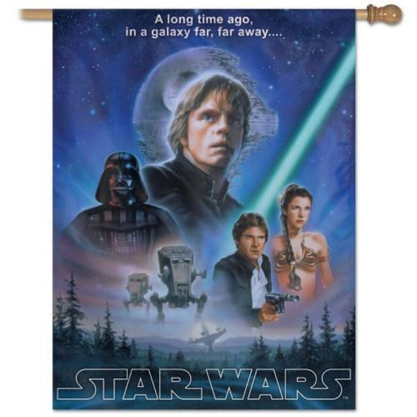 DISNEY STAR WARS EPISODES 4-6 MULTI-CHARACTER BANNER