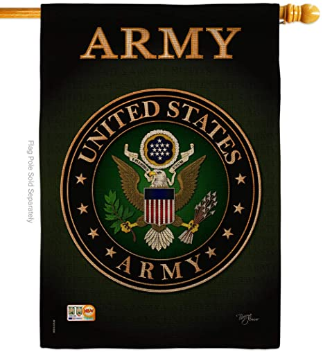 US Army Banner Flag
