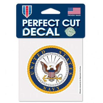 US NAVY PERFECT CUT DECAL