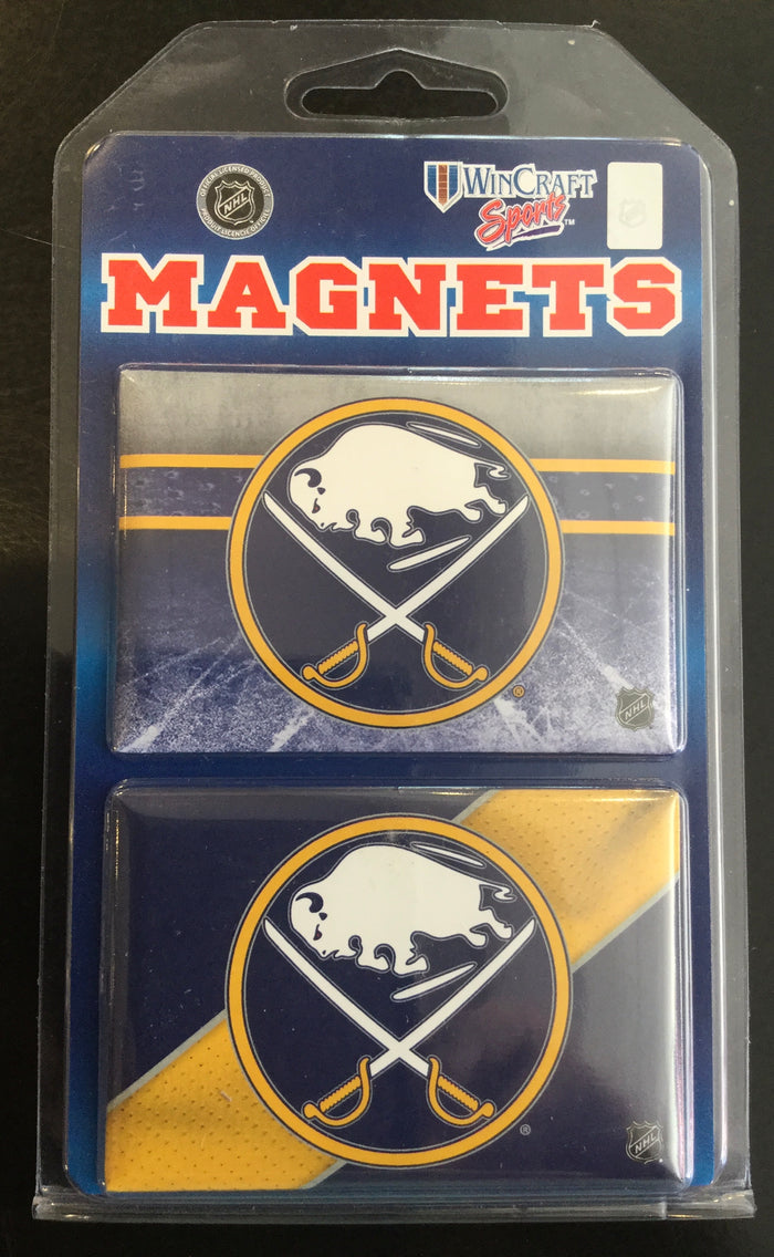 Buffalo Sabers 2-Pack Magnets