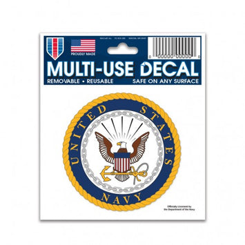 US NAVY MULTI-USE DECAL