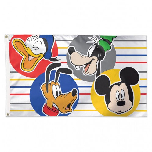 3x5' Disney Mickey & Friends Polyester Flag