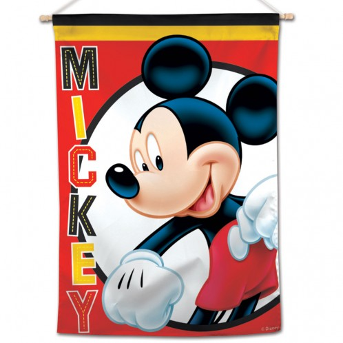 DISNEY MICKEY MOUSE HOUSE BANNER