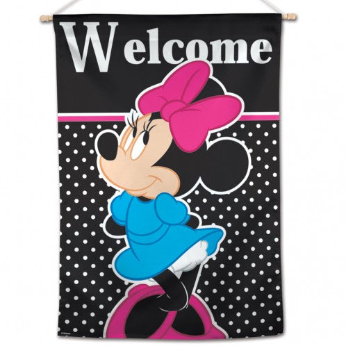 Minnie Mouse Welcome Banner