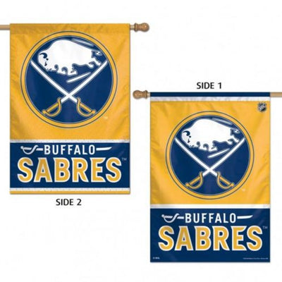 "28""x40"" Buffalo Sabres Double Sided Banner"